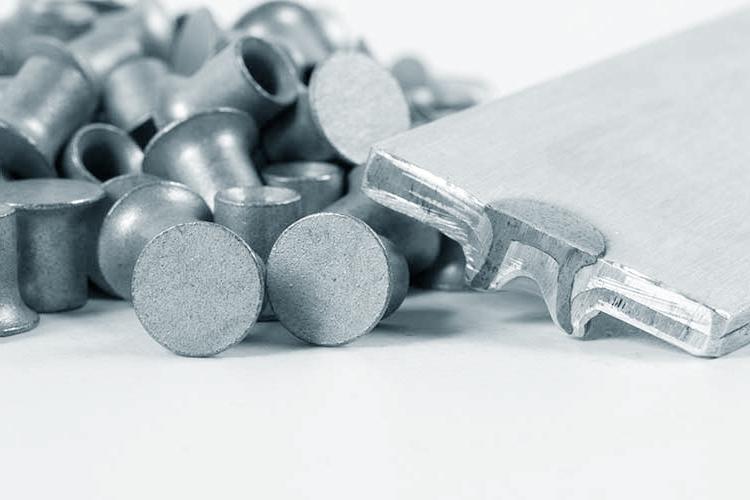 Self-pierce rivets